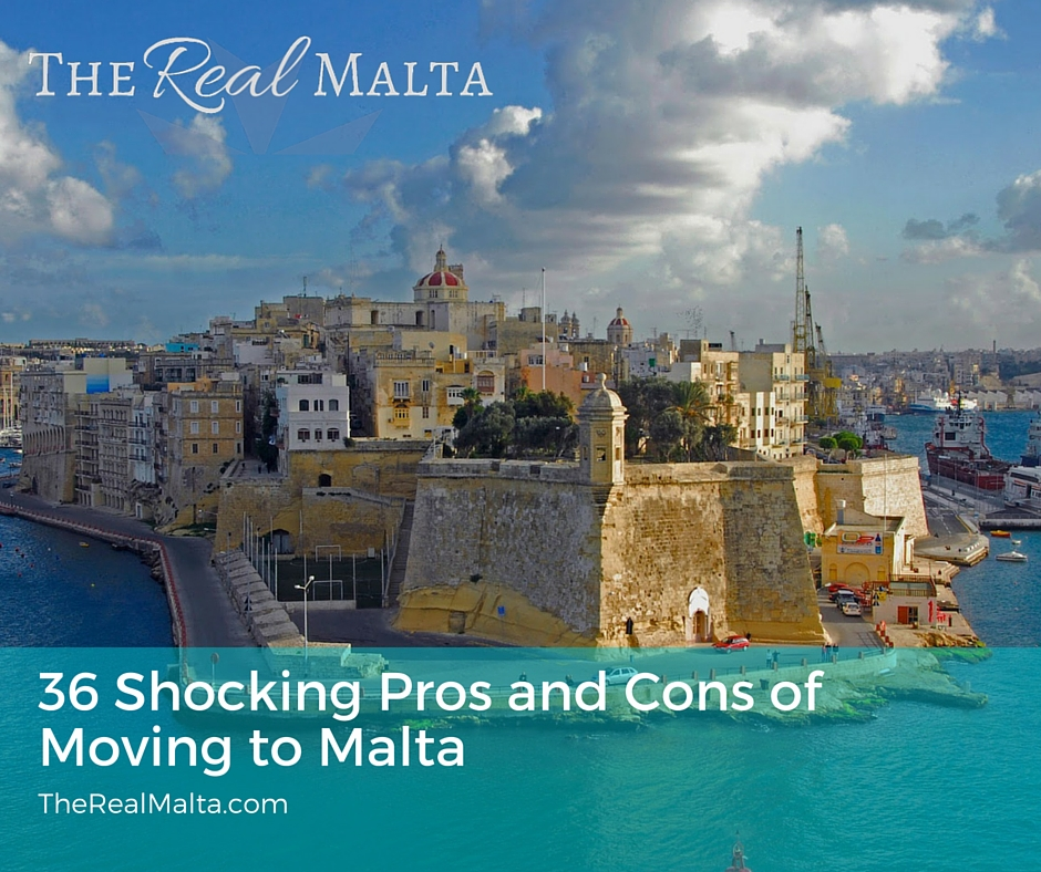 36 shocking pros and cons of moving to malta the real malta solutioingenieria Images