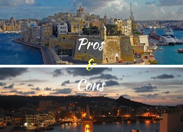 Pros and Cons of Malta