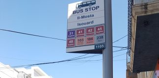 Malta Bus Stop
