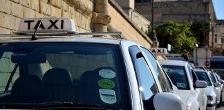 Malta White Taxies