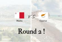 Malta vs Cyprus Round 2