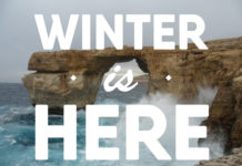 Winter in Malta