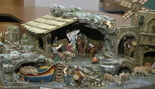 Nativity Scene Model