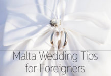 Malta Wedding Tips
