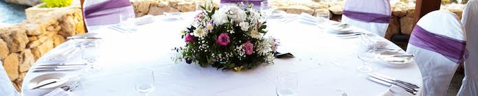 Malta Wedding Table