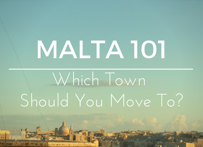 best place to live in Malta
